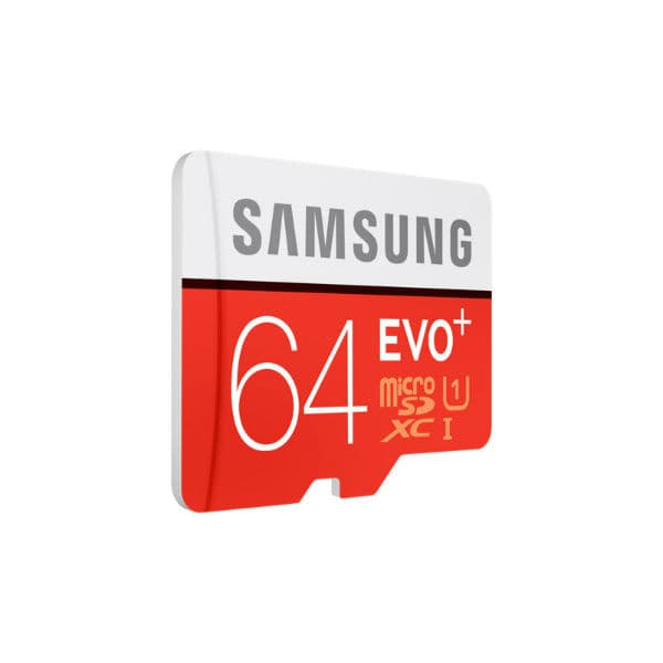 Samsung  EVO Plus 64Gb UHS-I
